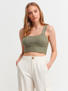 Cropped Cami & French Terry...
